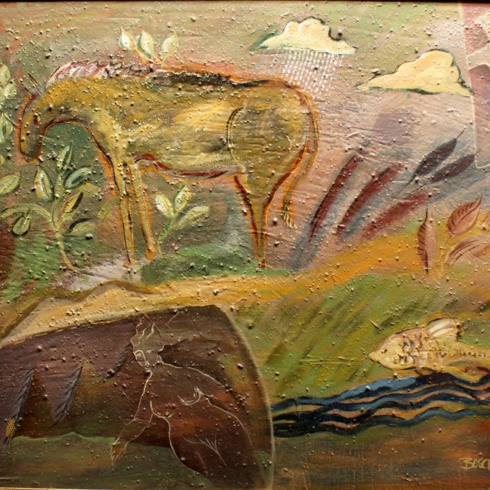 But a vision - Cornelius Bosch